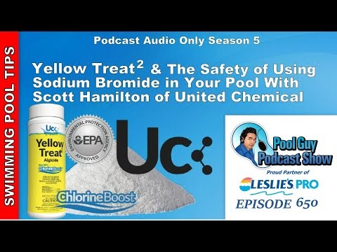 Swimming Pool Tips & Reviews: Yellow Treat² by United ...