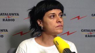 """La diputada de la CUP Anna Gabriel a """"El matí de Catalunya Ràdio"""""""