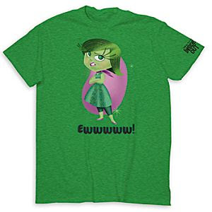 Disgust Tee for Adults - Inside Out - Limited Release