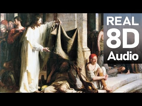 Jesu, Joy of Man's Desiring - J. S. Bach | PIPE ORGAN VERSION | 8D Classical Music. Use headphones.