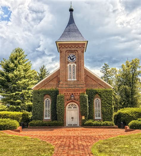 Lee Chapel in 2019   Places I've Been   Washington, lee