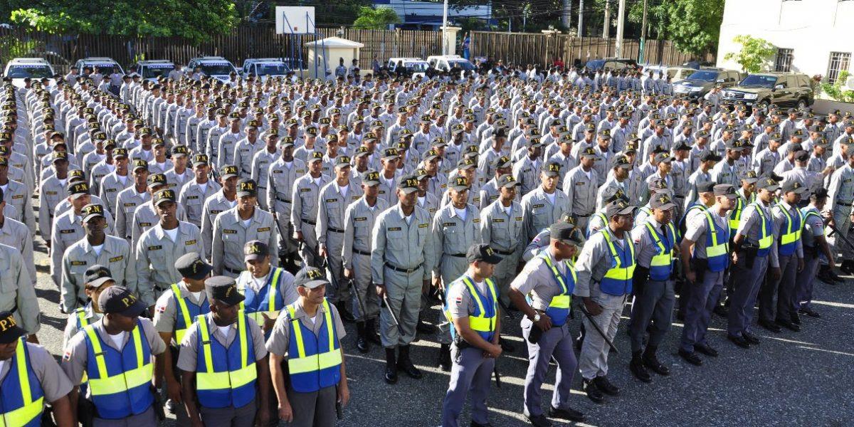 Resultado de imagen para policia nacional republica dominicana