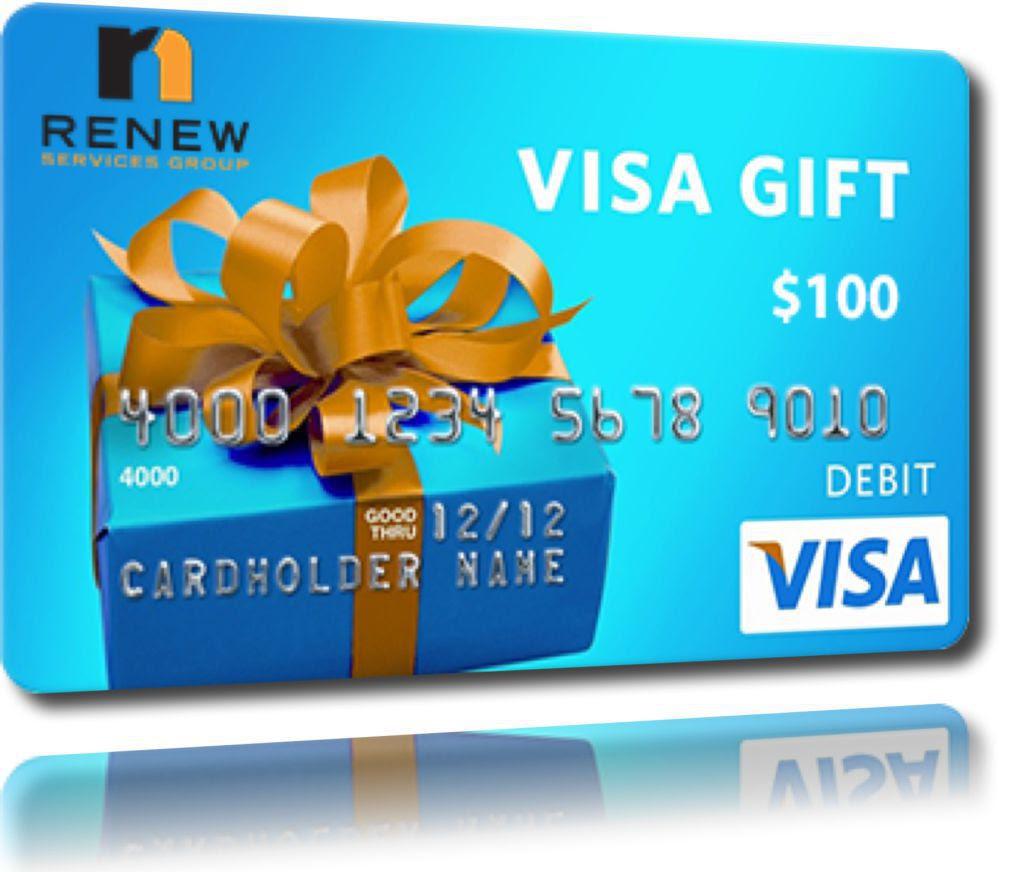 FREE Visa Gift Card ($12 – $120 VALUE) 12 Instant Winners!