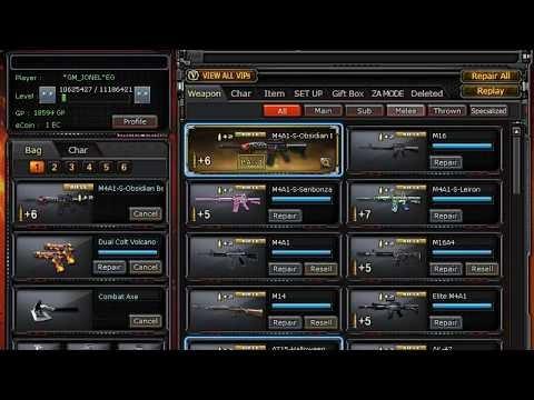 Crossfire PH Enero: Crossfire 2star Storage 2017 From [*GM_JONEL*EG]