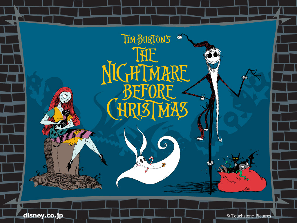 Nightmare Before クリスマス 壁紙 ナイトメアー ビフォア