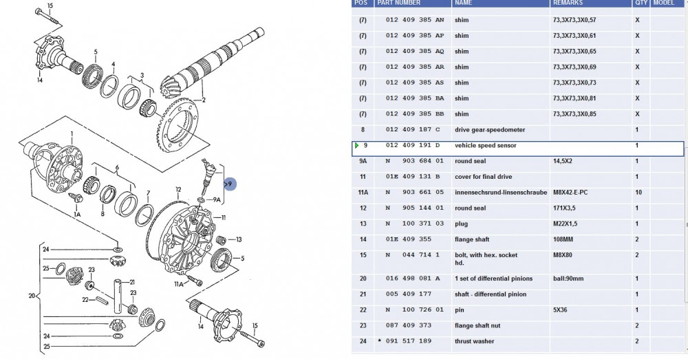 Quattroworld Com Forums G22 Vehicle Speed Sensor Vss 012409191d Info What It Is And Where The Signal Goes