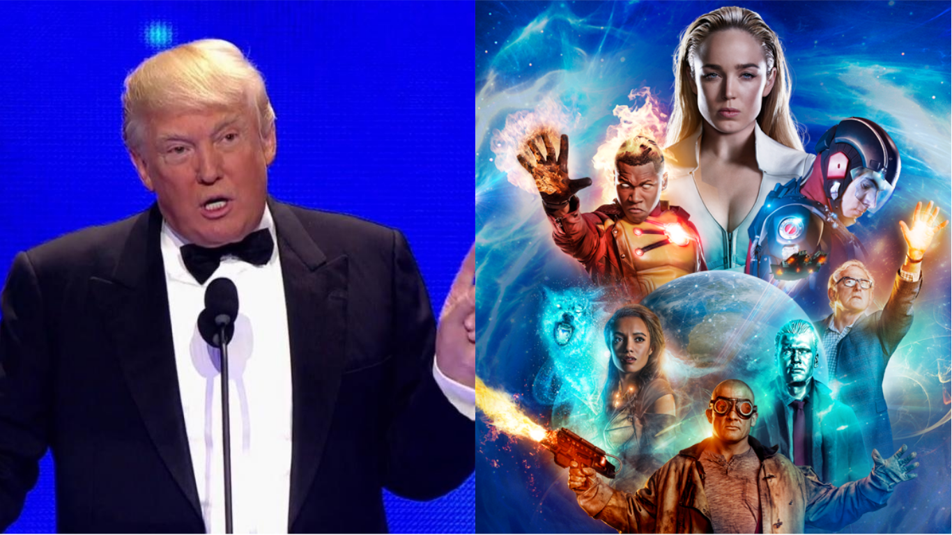 Dc S Legends Of Tomorrow Season 4 Might Include An Appearance From