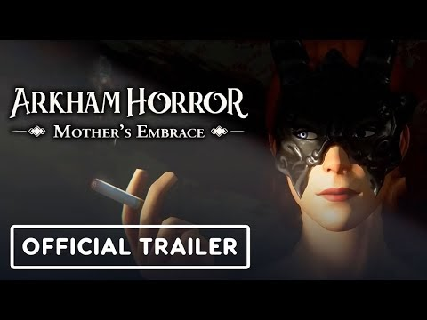 Arkham Horror: Mother's Embrace - Official Launch Trailer