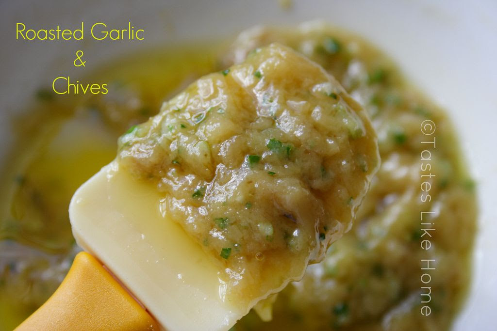 Roasted Garlic Chives photo roastedgarlic_zps1e73d912.jpg