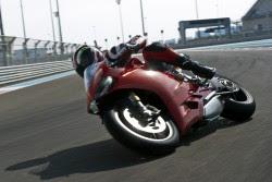 Ducati Panigale Yas Marina