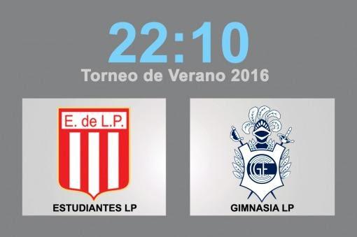 Torneo de Verano | Estudiantes y Gimnasia juegan el clásico platense en la ciudad de Mar del Plata