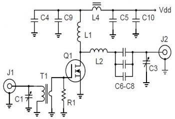 circuits  500w 27mhz rf amplifier circuit