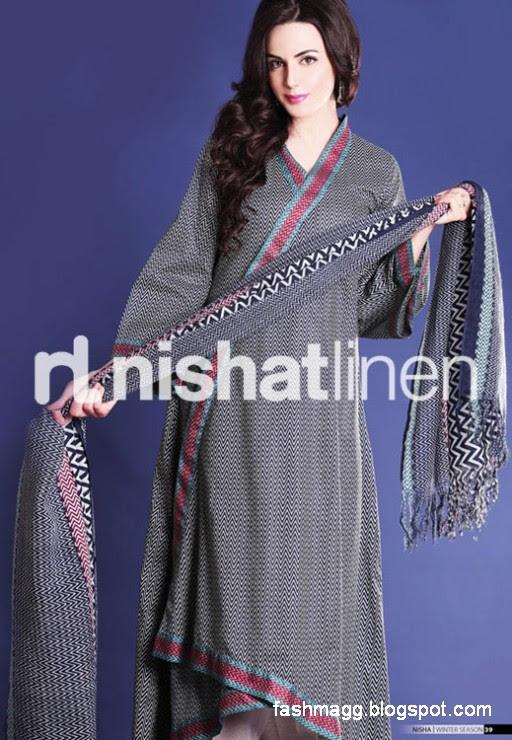Nishat-Linen-Winter-Dresses-Collection-2013-Nishat-Linen-Fancy-Frocks-Shalwar-Kamiz-6