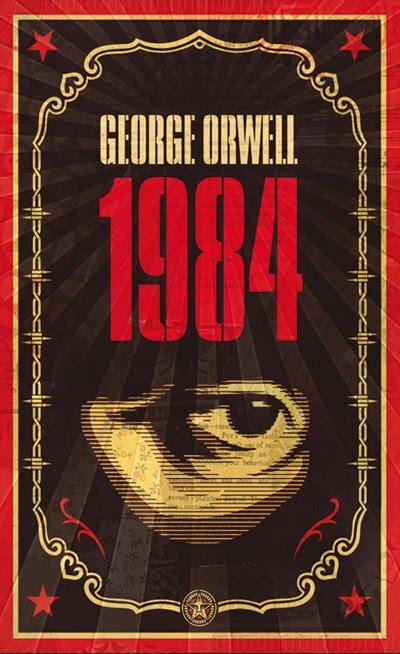 Resultado de imagen de 1984 portada orwell