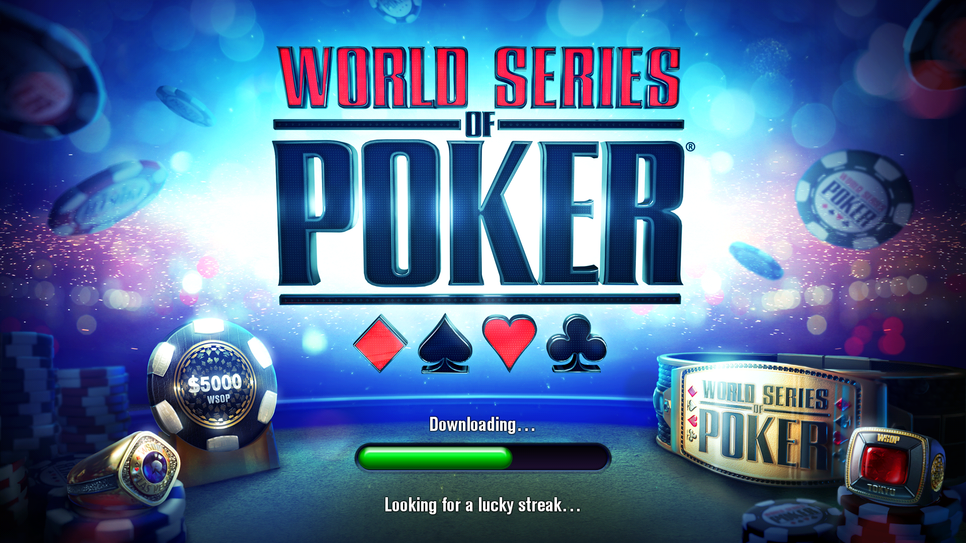 Hurry up and hop in to global pokers rapido series