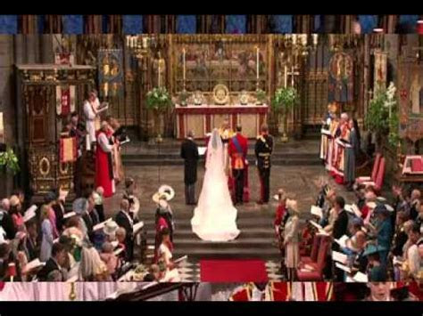 The Royal Wedding Ceremony   YouTube