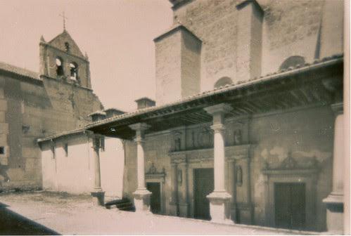 Convento de Santo Domingo el Real (Toledo) a principios del siglo XX.