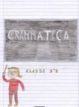 Quaderni Di Italiano Classe Quinta Maestrasabry