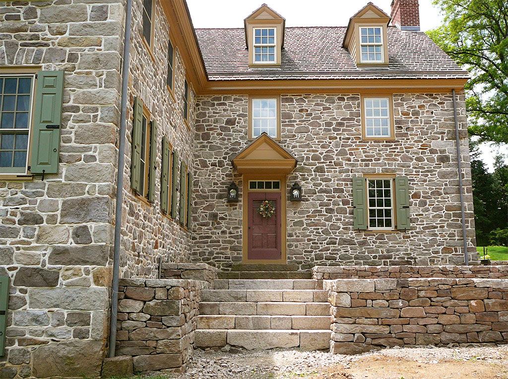 New Stone Construction Scott Goodwin Masonry Llc
