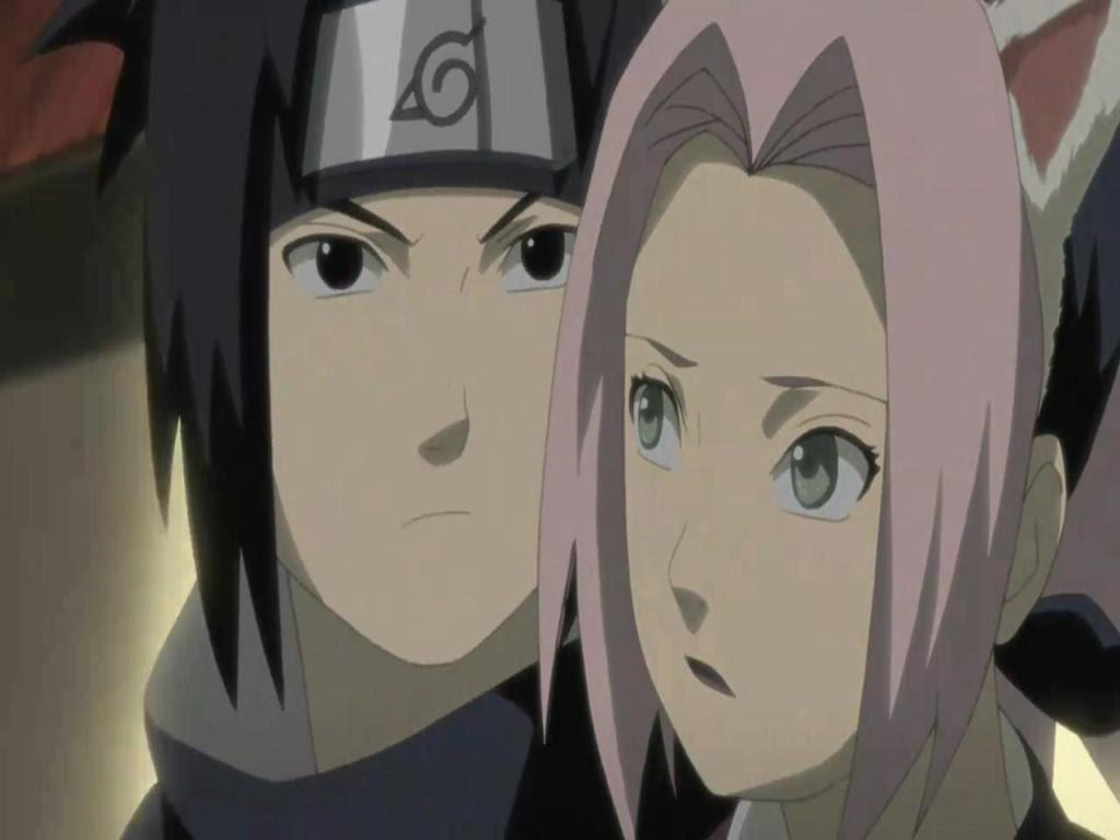 Sasuke And Sakura Wallpaper Hd Anime Top Wallpaper