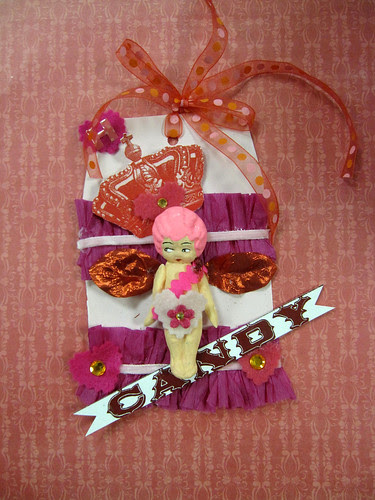 Queen Cupie, Valentine Tag Swap! 7
