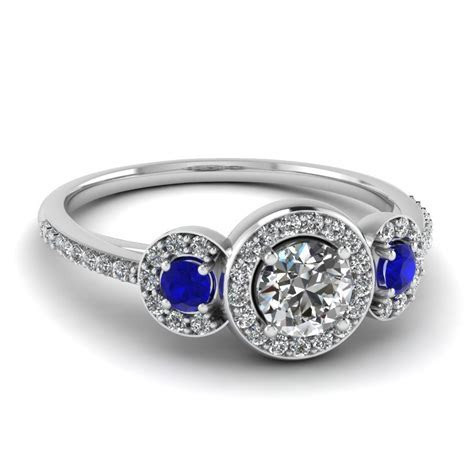Shop For Vintage Sapphire Wedding Rings & Bands