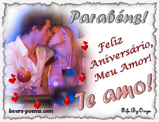 Feliz Aniversario Amor Poema Llll
