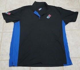 Domino S Pizza Uniform