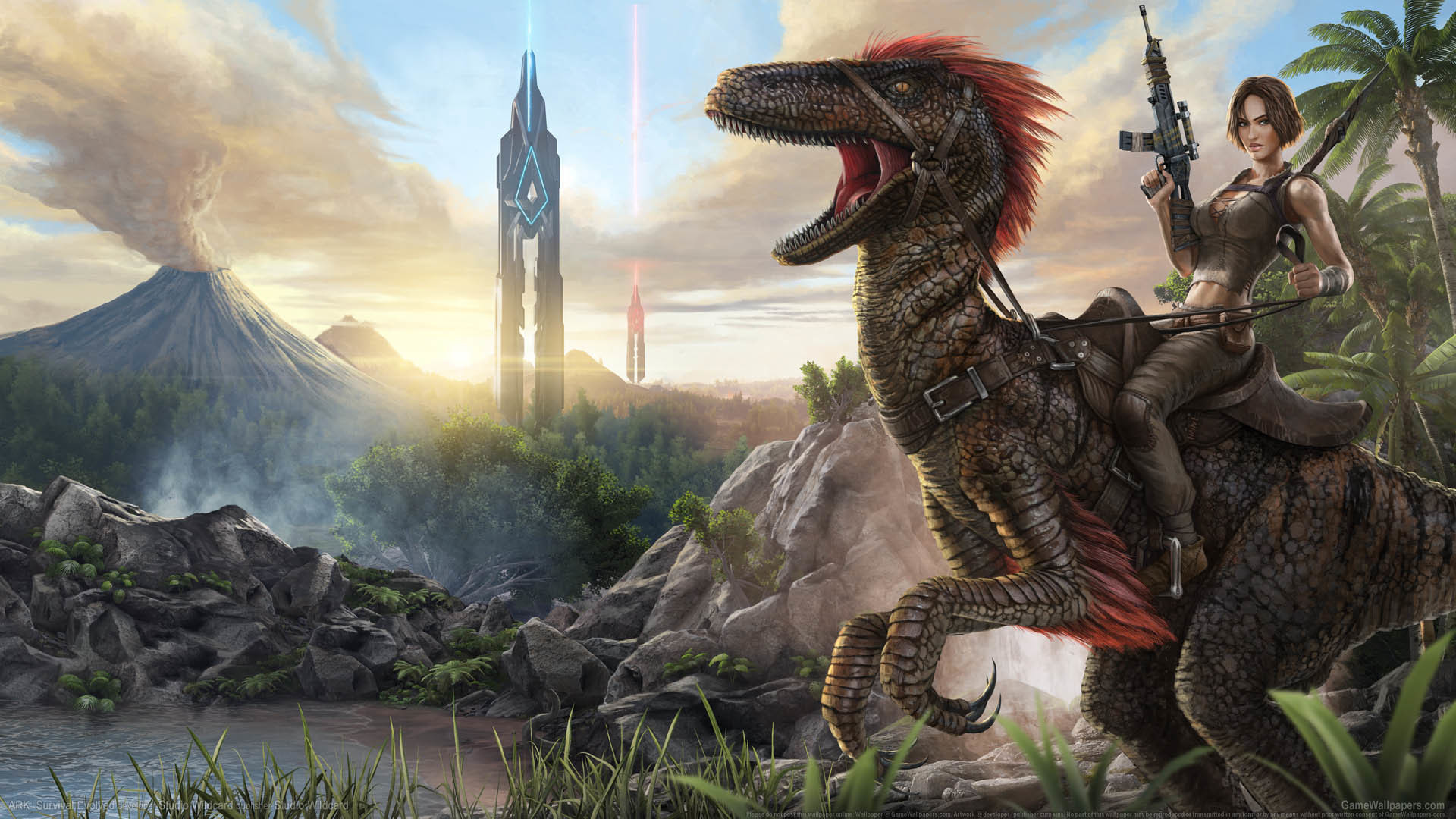 Ark Survival Evolved Wallpapers 88 Images