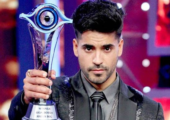 Bigg Boss Season 8 Winner – Gautam Gulati