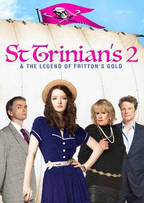 St. Trinian's: Legend of Fritton's Gold