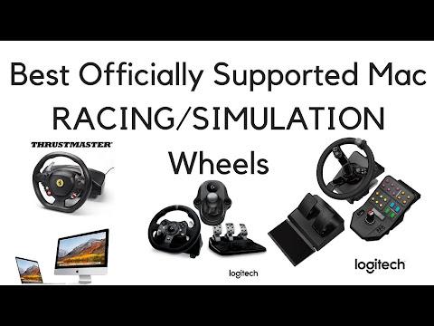 Mac Gaming Steering Wheels