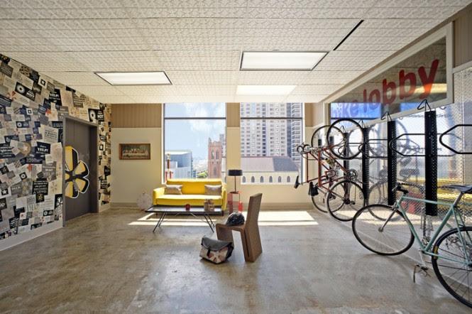 tech office space