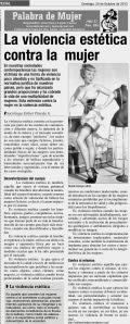 PALABRA DE MUJER 20 0ctubre 2013