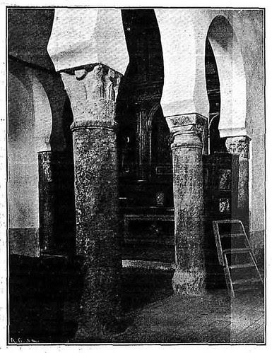 Iglesia de San Sebastián (Toledo) en 1904. Revista La Ilustracion Española y Americana