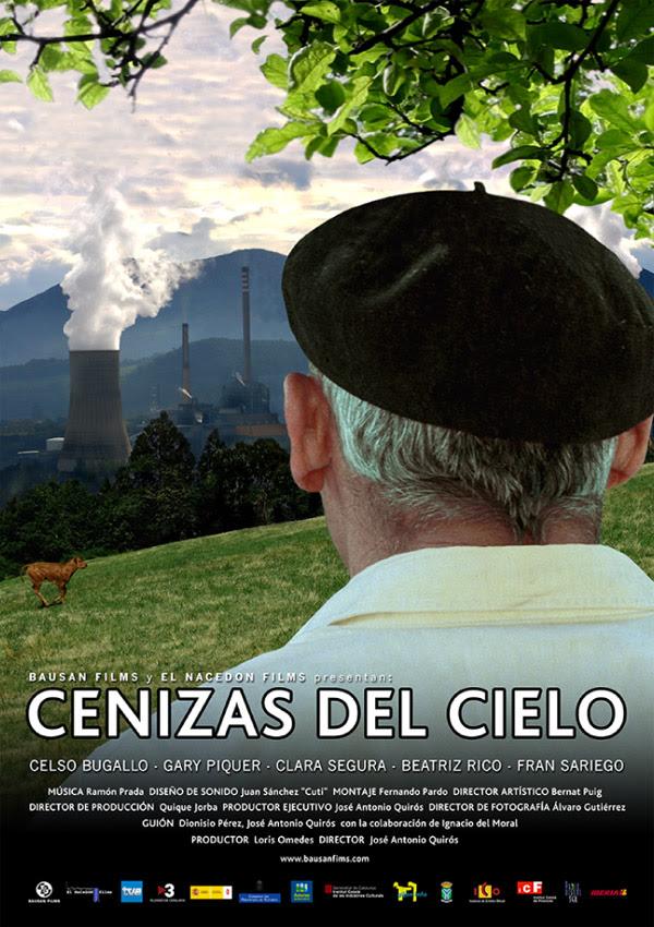 Cenizas del cielo (José Antonio Quirós, 2.008)