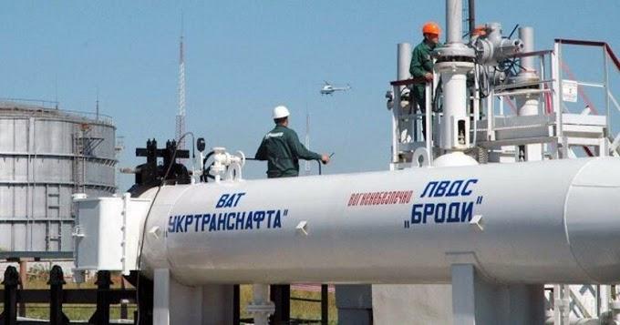 Украина и Россия заключили 10-летнее соглашение по транзиту нефти