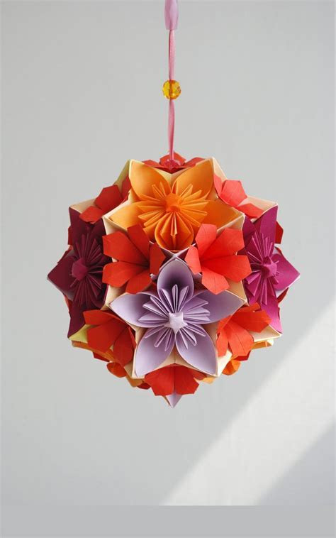 17 Best ideas about Origami Ball on Pinterest   Origami