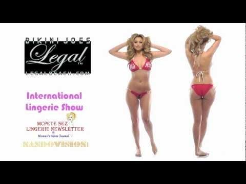 International Lingerie Show 2012 - Las Vegas