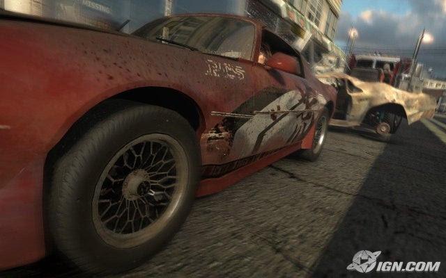 FlatOut: Ultimate Carnage Screenshot