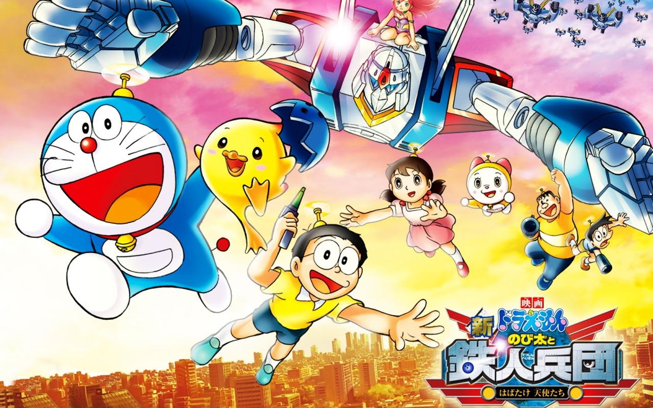 Download 88+ Wallpaper Doraemon Dan Nobita Foto Gratis Terbaru