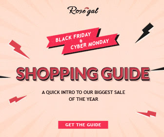 Shopping Guide: Black Friday & Cyber Monday