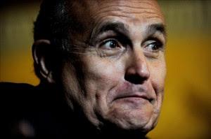 El exalcalde de Nueva York Rudolph Giuliani.