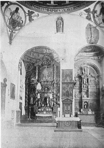 Convento de Santo Domingo el Real (Toledo) en el siglo XIX.