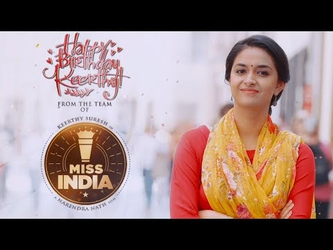 Miss India Song Teaser