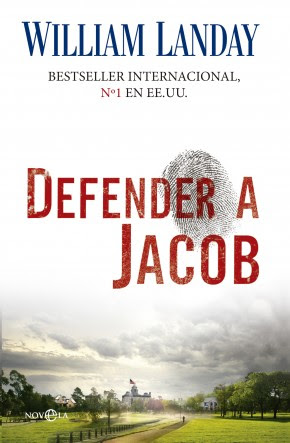 Portada de Defender a Jacob