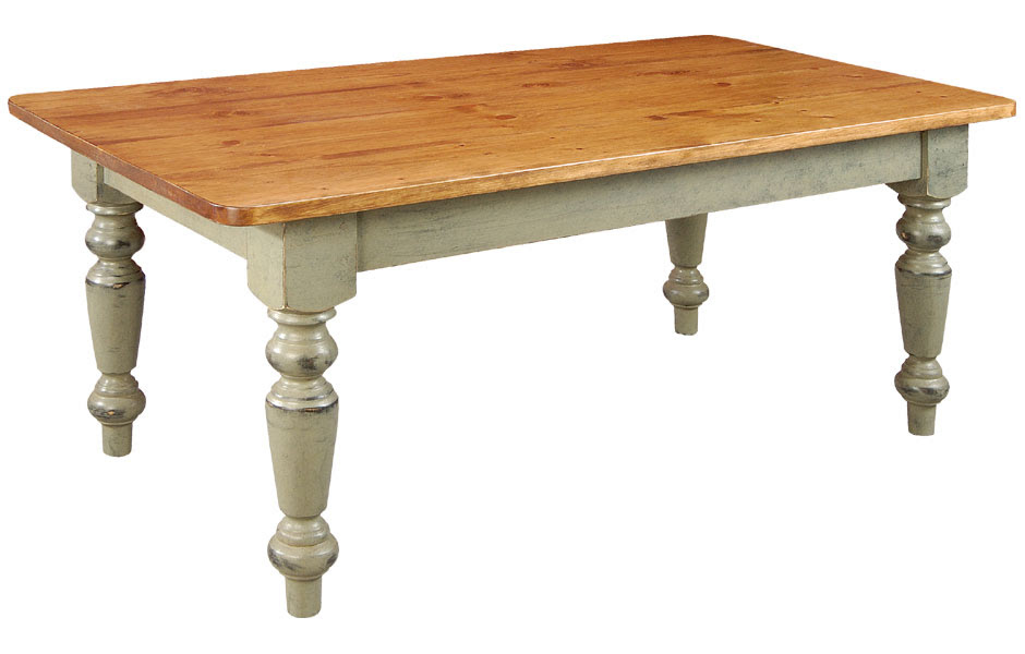 French Country Farm Table  French Country Dining Room Furniture  Kate Madison Furniture