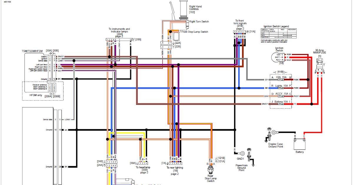 21 Lovely Badlands Turn Signal Module Wiring Diagram