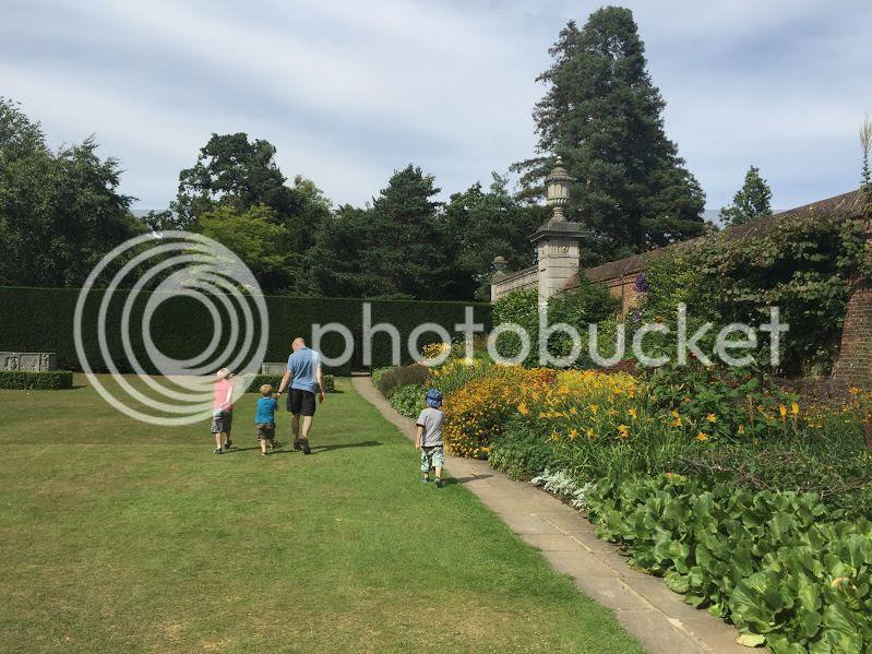 gardens at cliveden