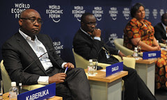 Donald Kaberuka - Bridging Borders: Regional I...